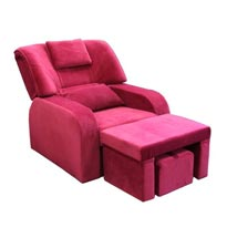 Ghế foot massage màu đỏ GFM03