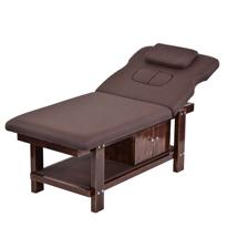 Giường massage nâng đầu GS14