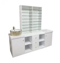 Tủ đựng sản phẩm có bồn rửa TSP03