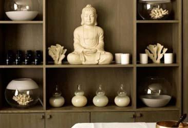 Tủ đựng sản phẩm spa đẹp giá rẻ cho phòng massage