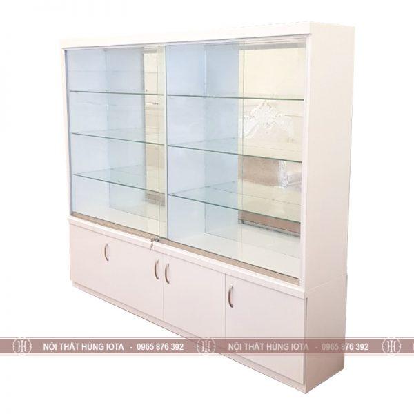 Tủ đựng sản phẩm spa kính đẹp giá rẻ tại xưởng