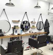 Gương cắt tóc tròn GCT07