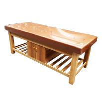 Giường massage gỗ sồi GS15