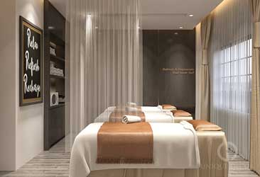 Giường massage giá rẻ đẹp xỉ lẻ đại lý