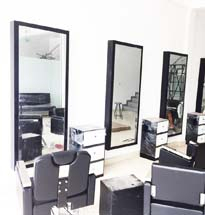Gương cắt tóc hình chữ nhật GCT09