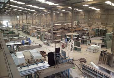 Thumb Xưởng nội thất sản xuất giường spa Hùng Iota
