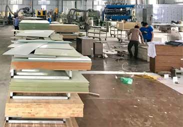 Thumb Xưởng sản xuất tủ spa, tủ đựng sản phẩm spa, tủ khăn spa