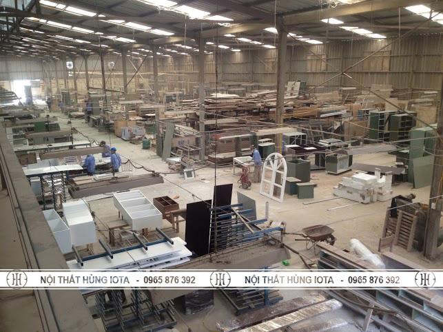 Xưởng sản xuất Giường spa giá rẻ tại xưởng