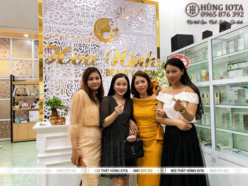 Khai Trương Hoa Ninh Beauty Spa