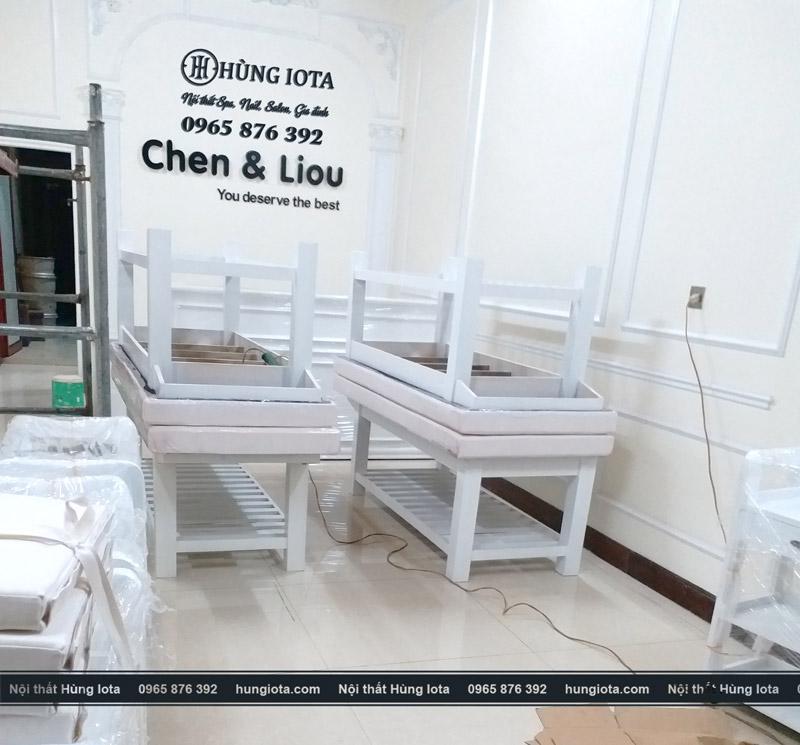 Thẩm mỹ viện Chen & Liou Spa Bắc Ninh