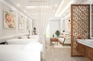 Thumb Nội thất spa tại Vân Đình, Ứng Hòa, Hà Nội