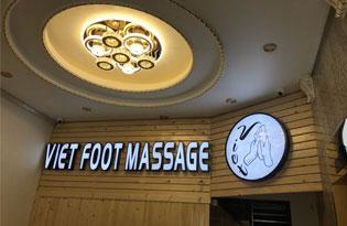 Thumb lắp đặt nội thất trung tâm massage body, massage chân