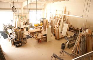 Xưởng sản xuất nội thất spa, nội thất nail, nội thất salon tóc giá tại xưởng
