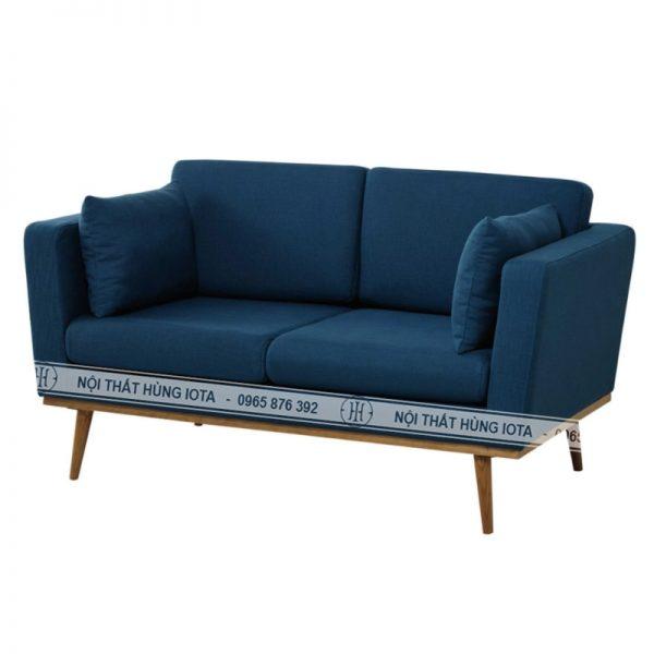 Sofa spa màu xanh ngọc, sofa spa màu xanh biếc
