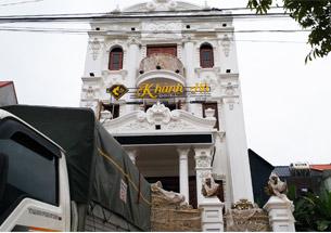 Thumb lắp đặt nội thất spa Khánh Hà Beauty Spa tại Vĩnh Phúc