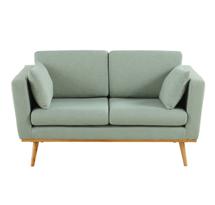 Sofa spa đơn giản màu xanh nhạt đẹp giá rẻ tại xưởng SFS02