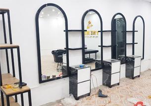 Thumb lắp đặt nội thất salon tóc the men ở Ninh Bình