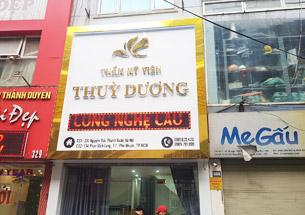 Thumb lắp đặt nội thất thẩm mỹ viện Thùy Dương tại Thanh Xuân, Hà Nội