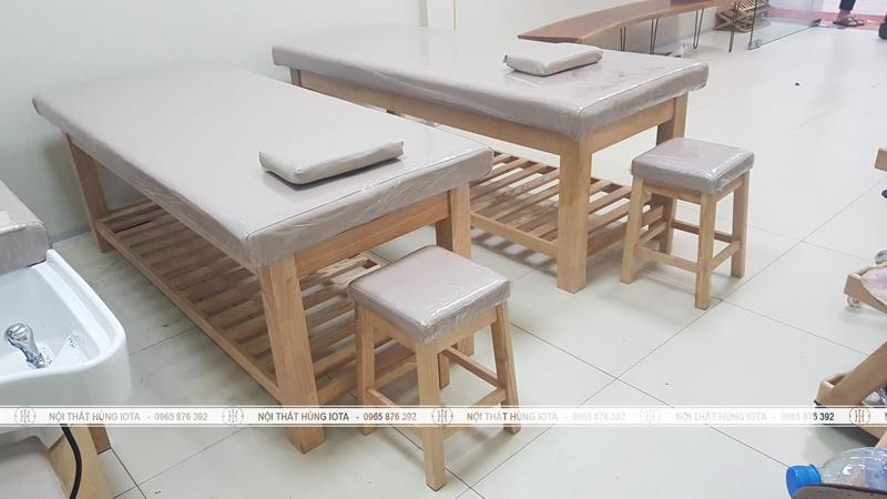 Giường massage cao cấp tại Đông Anh