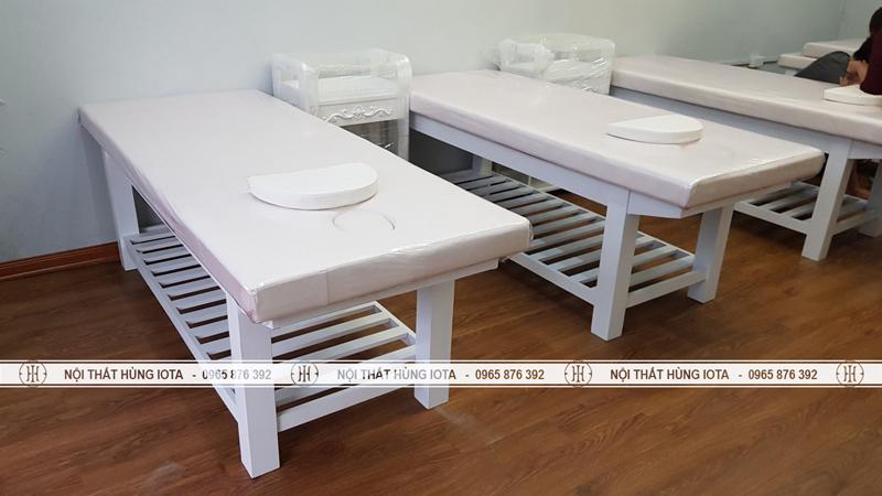 Sản phẩm nội thất spa tại Nam ĐỊnh