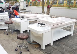 Thumb lắp đặt nội thất spa chị Đào Hòa Bắc Ninh