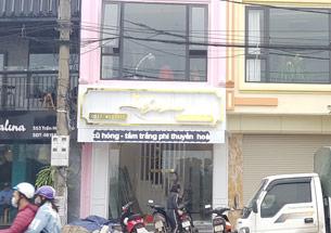 Thumb lắp đặt nội thất spa ở Nam Định