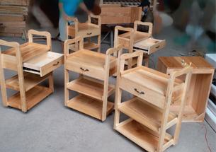 Thumb xưởng sản xuất kệ gỗ decor