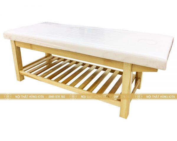 Giường mát xa, giường bầm huyệt, giường châm cứu đẹp giá rẻ