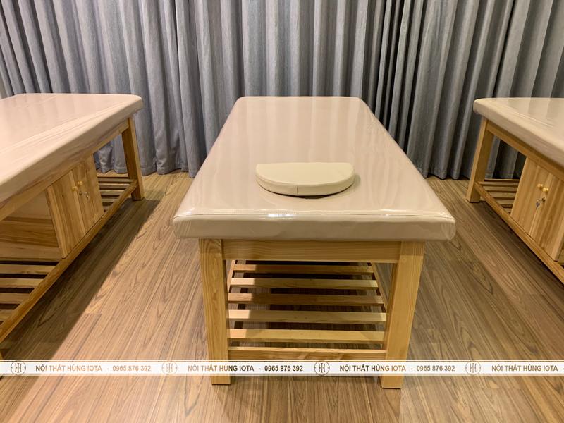 Lắp đặt nội thất spa Hàn Quốc tại Mỹ Đình