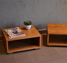 Hộc gỗ decor trang trí nhỏ cho phòng TDD11