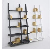 Kệ thang gỗ nhỏ đựng đồ gia đình, spa, nail, salon TDD13