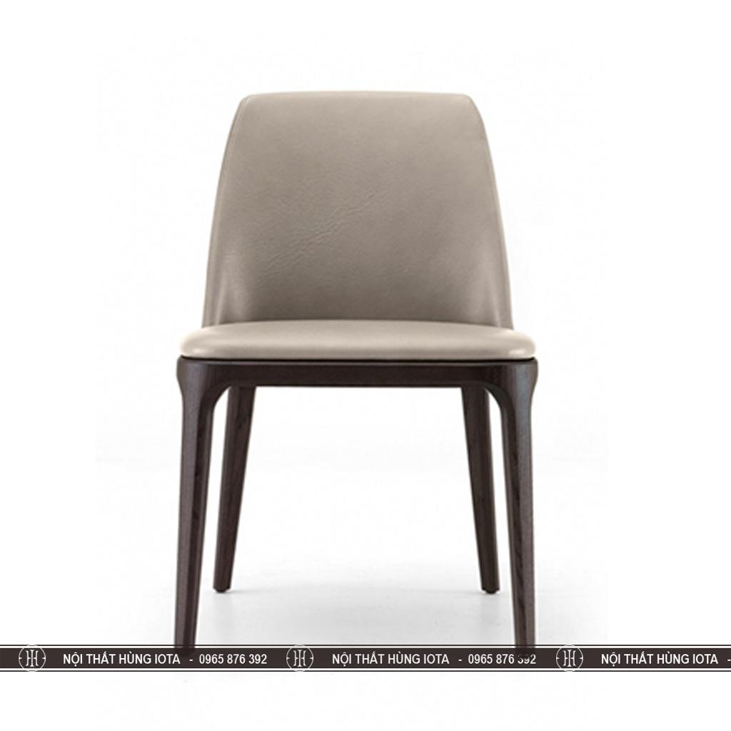 Ghế grace không tay decor làm ghế ăn, ghế làm việc