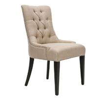 Ghế gỗ decor Sheraton tựa lưng cao GHI05
