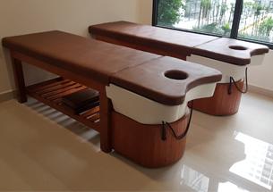 Thumb lắp đặt giường gội dưỡng sinh cho spa tại chung cư Ocean Park