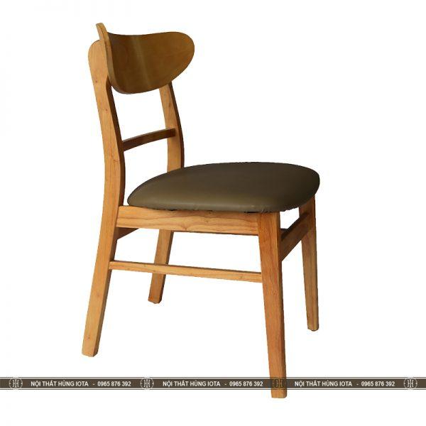 Ghế gỗ bàn ăn Mango decor đẹp giá rẻ tại xưởng