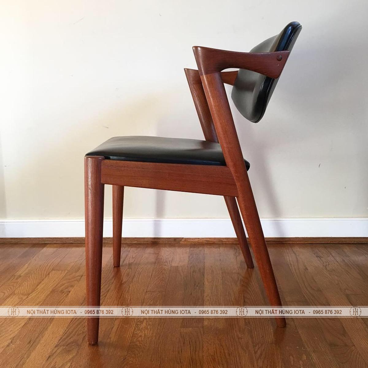 Ghế Kai chữ Z decor đẹp giá rẻ làm ghế ăn, ghế làm việc, ghế tiếp khách decor