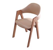 Ghế gỗ decor chân chữ A hay ghế Compass GHI08
