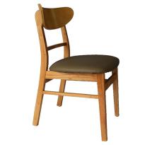 Ghế gỗ bàn ăn Mango decor đệm mềm GHI12