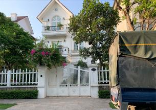 Thumb lắp đặt giường massage gia đình tại Long Biên Vinhomes Riverside