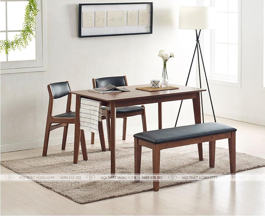 Bộ bàn ghế ăn Benla đẹp giá rẻ tại xưởng sản xuất