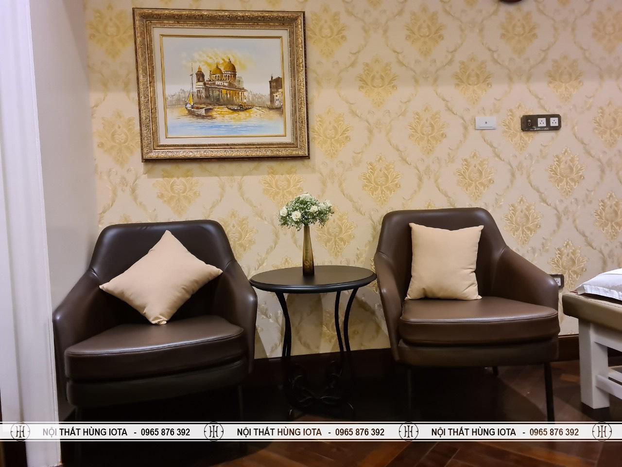Ghế Sofa cho spa đẹp giá rẻ