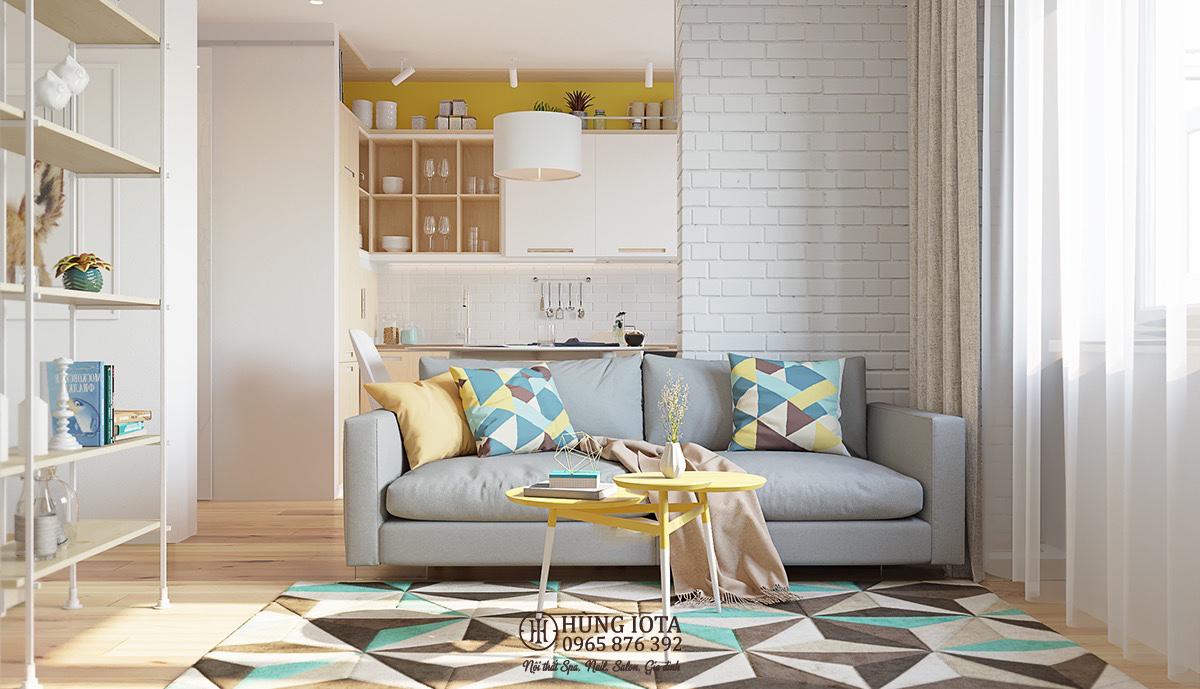Sofa gia đình đẹp giá rẻ, sofa chung cư đẹp giá rẻ