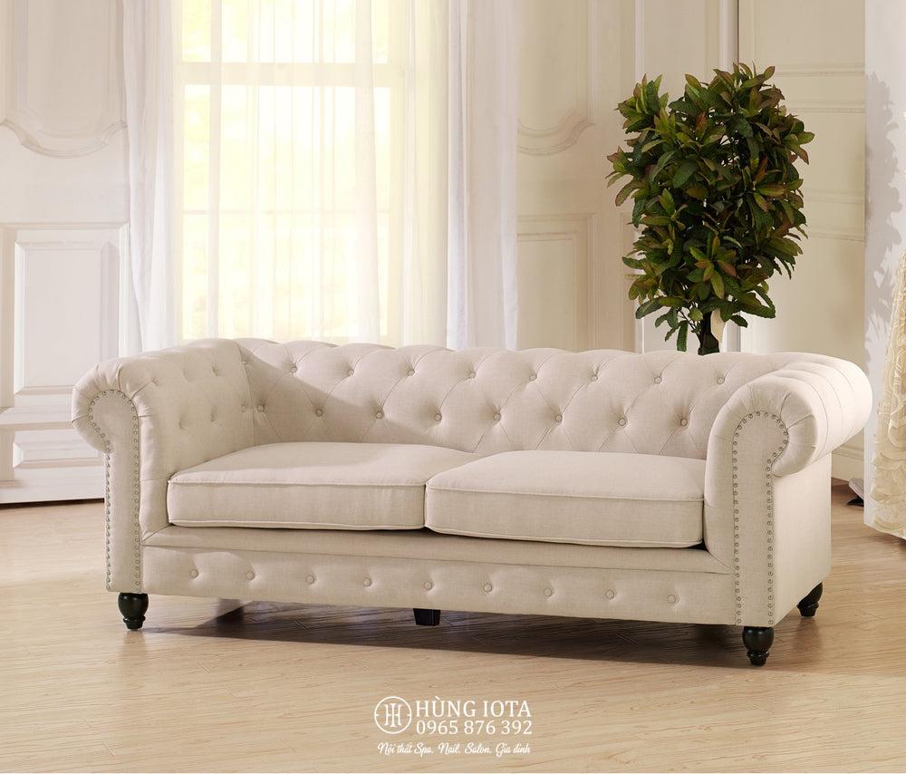 Sofa tân cổ điển giá rẻ cho chung cư đẹp