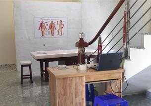 Thumb lắp đặt giường xoa bóp bấm huyệt tại Hải Phòng