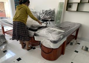 Thumb lắp đặt nội thất salon tóc tại Hà Đông, Hà Nội