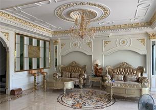 Thumb lắp đặt nội thất spa Kinh Đô Spa ở Móng Cái, Quảng Ninh