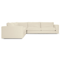 Sofa gia đình chữ L bọc da đep cho chung cư, biệt thự SFGD04
