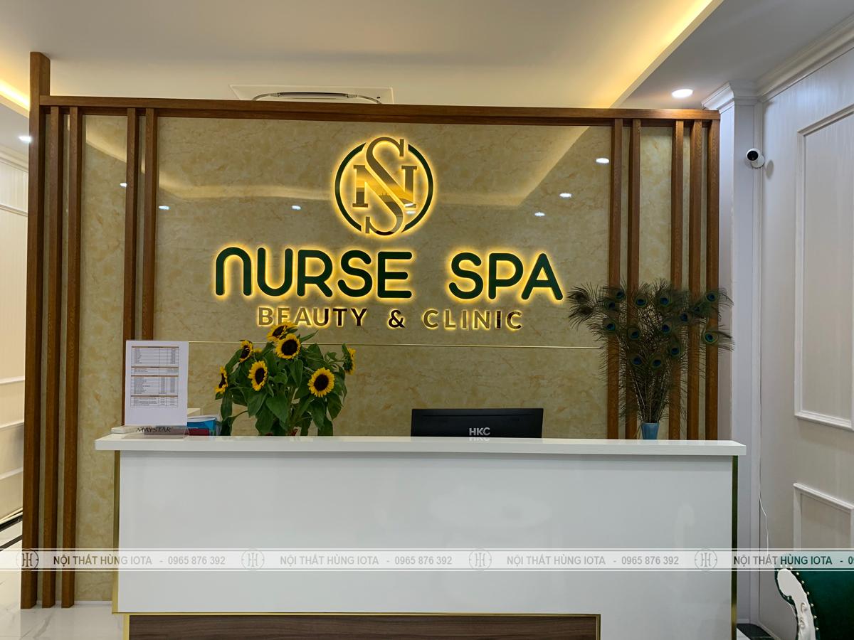 Nurse Spa Beauty & Clinic ở Bồ Đề, Long Biên