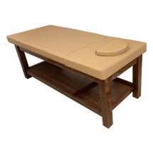 Giường massage màu óc chó hay giường spa GSP39