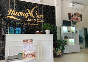 Thumb lắp đặt giường spa cho Hương Sen Beauty Clinic ở Thanh Trì